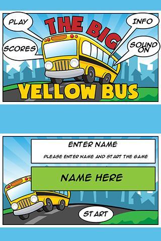 The Big Yellow Bus - screenshot