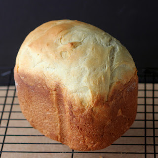 Bread Machine Buttermilk and Semolina Loaf