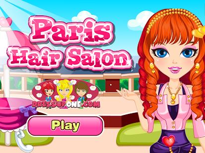 玩休閒App|巴黎时尚美发沙龙免費|APP試玩