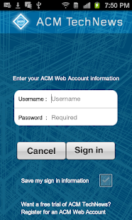 ACM TechNews- screenshot thumbnail