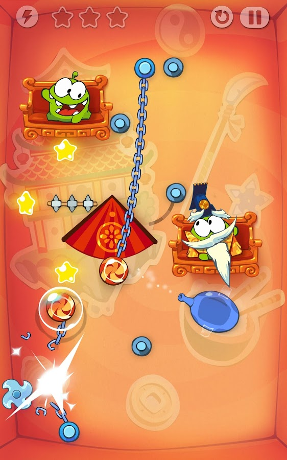 Cut the Rope: Time Travel HD - screenshot
