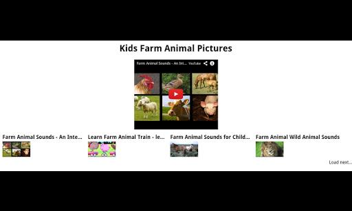 【免費娛樂App】Sleepy Time Kids Farm Animals-APP點子