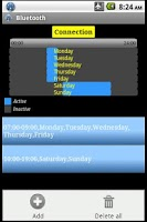 Screenshot of Connection Planner