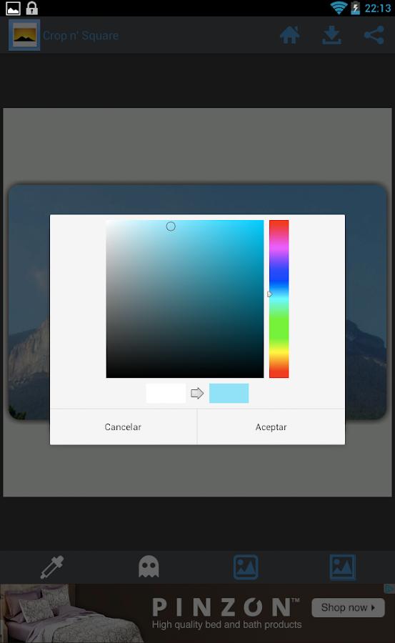 Crop n' Square - screenshot