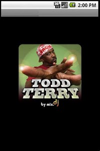 Todd Terry by mix.dj screenshot 1