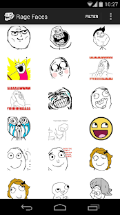 Rage Faces - screenshot thumbnail