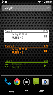 Watson Stopwatches and Timers- screenshot thumbnail