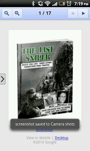 The List Sniper