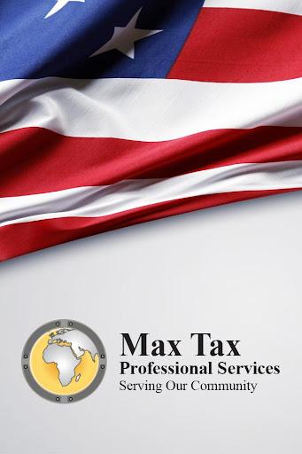 MAX TAX PROFESSIONAL SERVICES