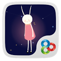 Lulurabbit GO Launcher Theme icon