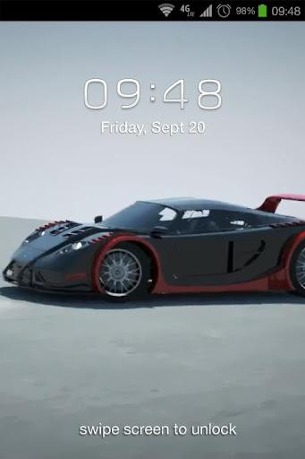 Sport Car Drift 3D LWP
