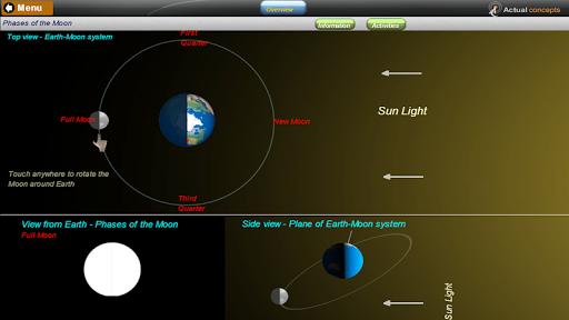 【免費教育App】Earth & Space-APP點子