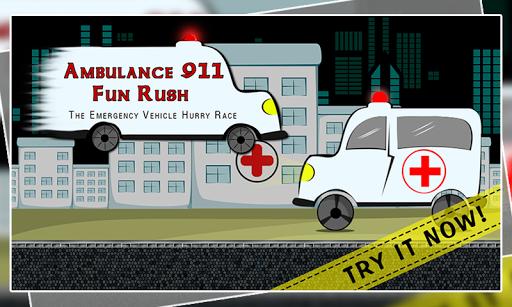 Ambulance 911 Fun Rush