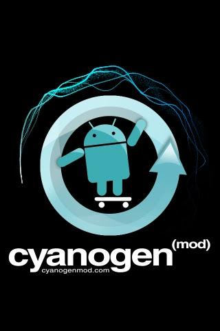 Live Wall: Cyanogen RC3!- screenshot