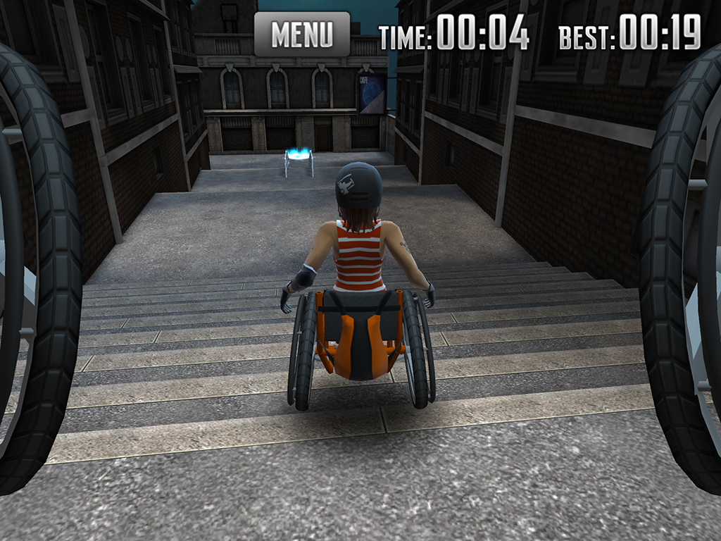 Extreme Wheelchairing Premium- screenshot