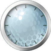 Golf Clock Widget