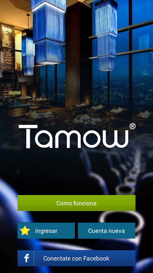 Tamow - screenshot