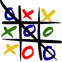 TicTacToe MULTICOLOR logo