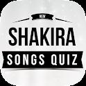Shakira - Songs Quiz icon