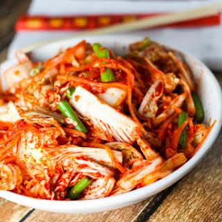 Kimchi (Kimchee)