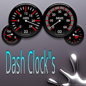 Zooper, Dash Clock widget pack
