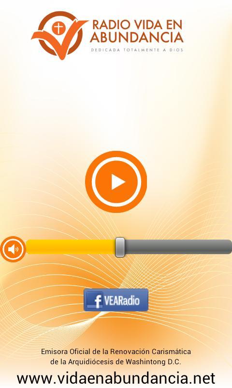 VEA RADIO- screenshot