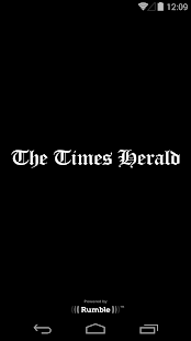 The Times Herald for Android - screenshot thumbnail