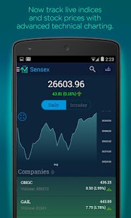 ET Markets : NSE & BSE India- screenshot thumbnail