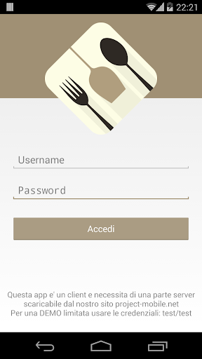 Restaurant Take Orders
