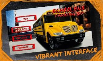 Screenshot of School Bus Parking Simulation