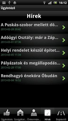 【免費社交App】Óbuda Ügyintéző-APP點子