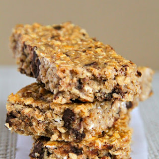Soft and Chewy Protein Granola Bars.