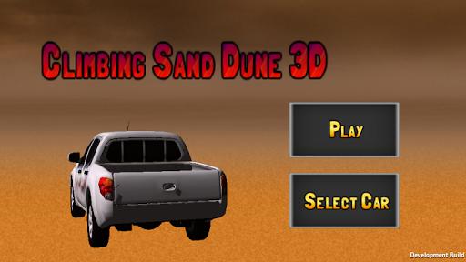 Climbing Sand Dune 3D