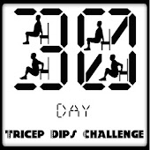 30 Day Tricep Dips Challenge