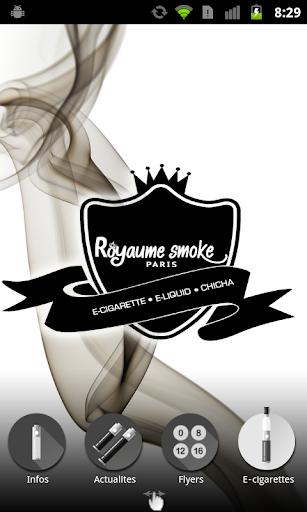 Royaume Smoke Paris