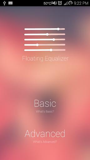 Floating Equalizer