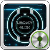 GO Locker Legacy Glow theme