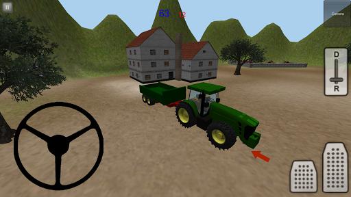Construction Transporter 3D