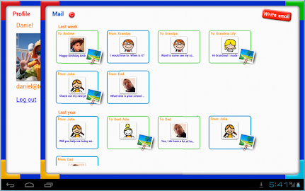 Tocomail - Email for Kids Screenshot 18
