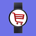 My shopping list for wear icon