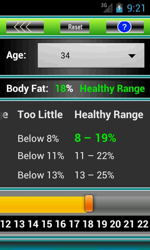 Self Health Innovations Lite - screenshot
