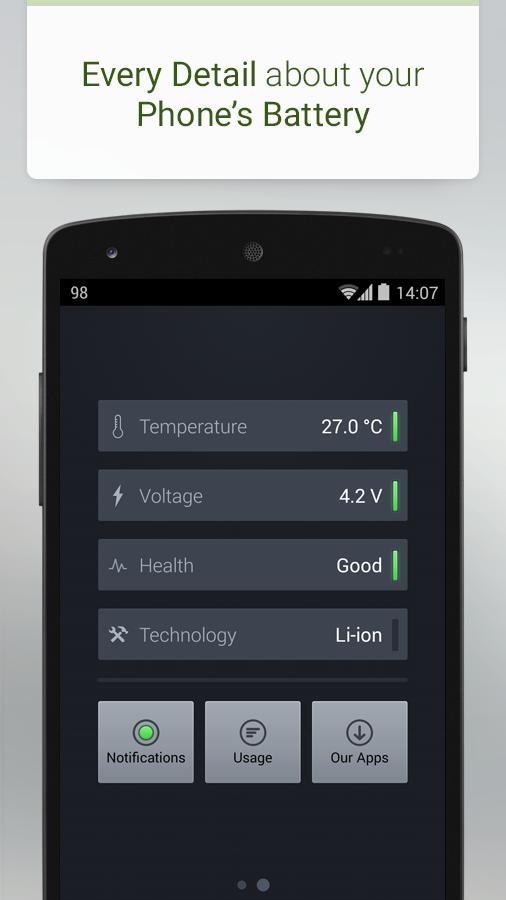Battery screenshot #4