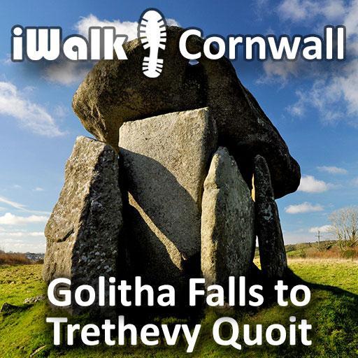 iWalk Golitha Falls 旅遊 App LOGO-硬是要APP