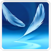 Note 2 Ripple Feathers Live WP