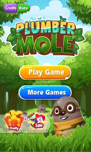 鼴鼠管道工 - Plumber Mole