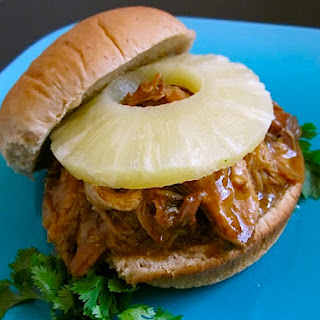 Teriyaki Pork Sandwiches
