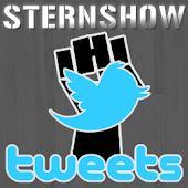 Stern Show Tweets
