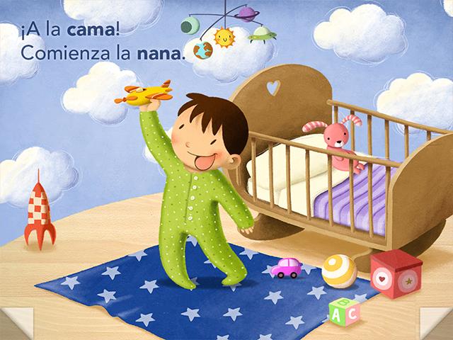¡A la cama! niños y niñas - screenshot