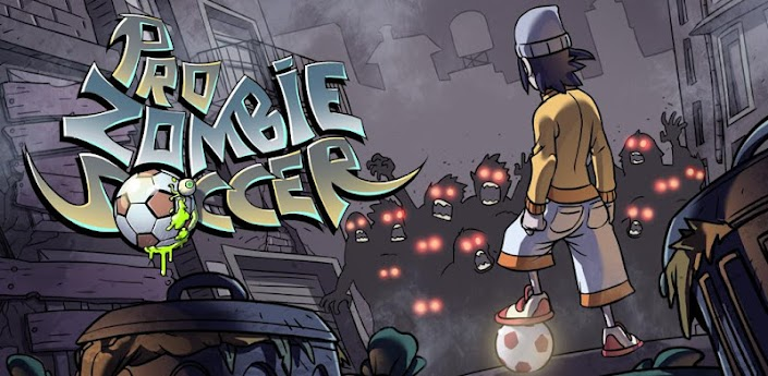 Pro Zombie Soccer play store