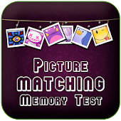 Picture Matching Memory Test